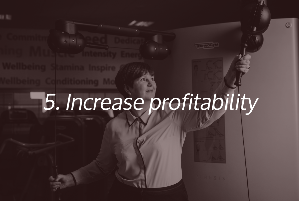 Increase Profits - One of the Super 6