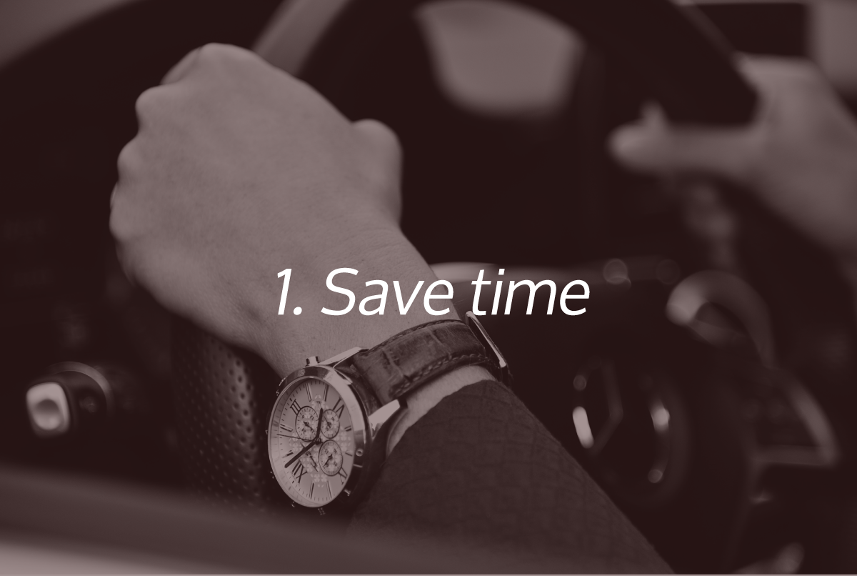 Save Time - One of the Super 6