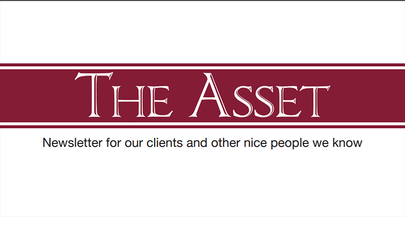 Styles and Co Asset Newsletter